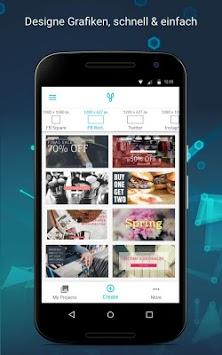 Online Ad Maker for Google & Facebook Ads APK screenshot 1