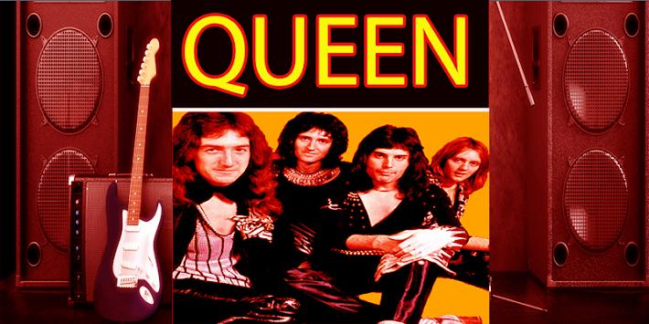 Queen all songs APK screenshot 1