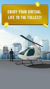 LifeSim: Life Simulator Strategy in Virtual World APK screenshot 1