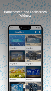 Weather Forecast 2019 - Weather Radar APK screenshot 1