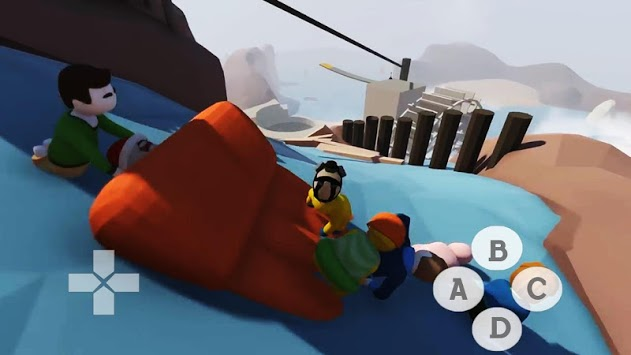 Human fall flats Simulator APK screenshot 1