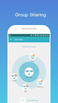 Zapya Go - Free File Transfer & Sharing APK screenshot 1