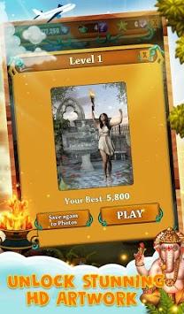 Match 3 World Adventure - City Quest APK screenshot 1