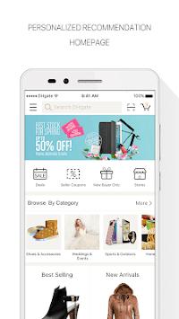 DHgate-Online Wholesale Stores APK screenshot 1