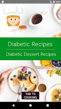 Top 10 Diabetic Dessert Recipes APK screenshot 1