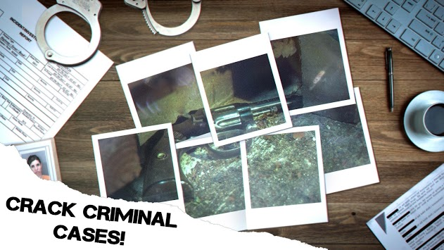 Detective Story: Jack's Case - Hidden objects APK screenshot 1