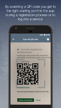 Digidentity APK screenshot 1