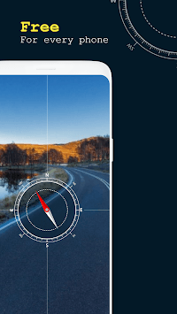 Digital compass - Smart Compass new 2019 APK screenshot 1