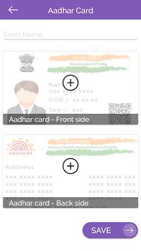 ID Card Wallet APK screenshot 1