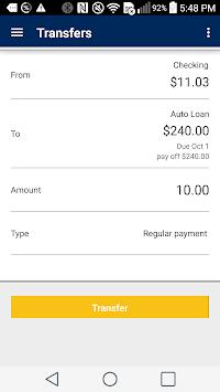 AERO Federal Credit Union APK screenshot 1