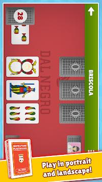 Briscola Dal Negro APK screenshot 1