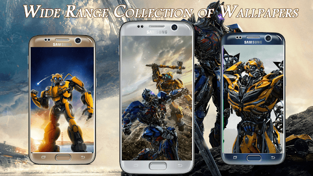 Transformers HD Wallpapers APK screenshot 1
