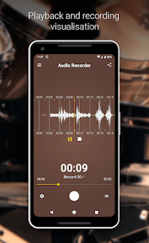Audio Recorder APK screenshot 1