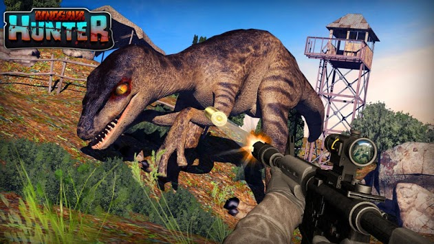Dinosaur Hunting : 2019 - Dinosaur Games APK screenshot 1