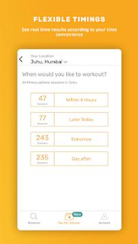 Fitternity - Health & Fitness App APK screenshot 1
