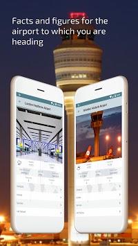 Flight Status – Live Departure and Arrival Tracker APK screenshot 1
