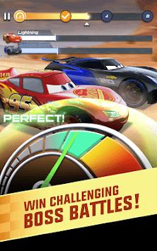 Cars: Lightning League APK screenshot 1