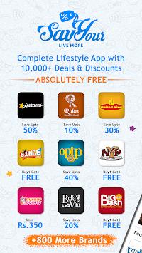 SavYour - Free Deals & Discounts APK screenshot 1