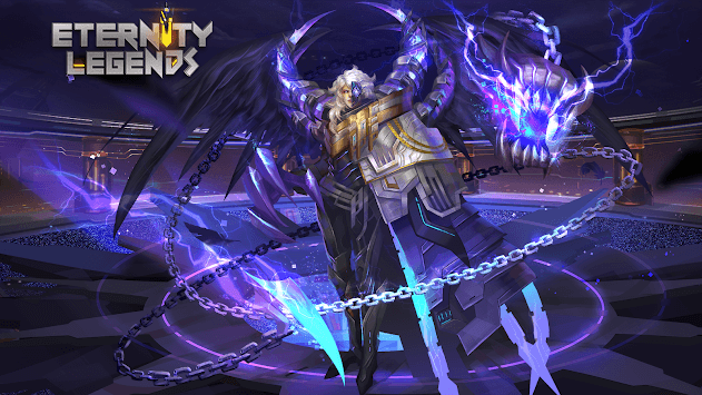 Eternity Legends: League of Gods Dynasty Warriors APK ...