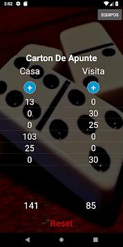 Domino Apunte APK screenshot 1