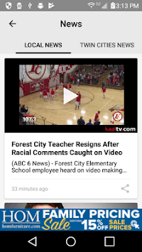ABC 6 NEWS NOW APK screenshot 1