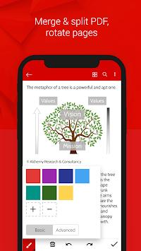 PDF Reader - PDF File Viewer 2019 APK screenshot 1