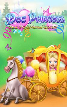 Doctor Princess Hospital Games APK screenshot 1