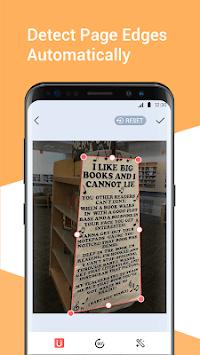 Smart Scan – PDF Scanner, Free files Scanning APK screenshot 1