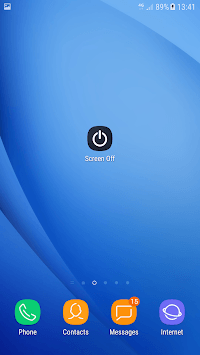 Screen Off And Lock Screen (One Touch To Lock) APK screenshot 1