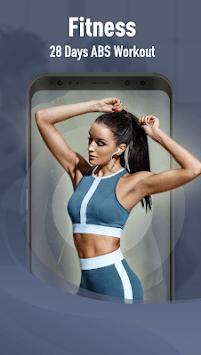 ABS Workout - Home Workout, Tabata, HIIT APK screenshot 1