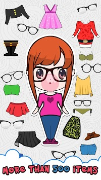 Doll Maker - Character and Avatar Creator APK screenshot 1