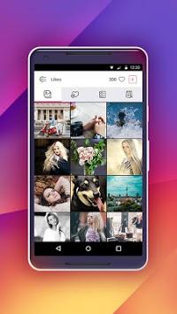Likes and followers on Instagram APK screenshot 1