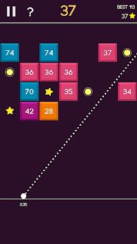 Brick Blast Ball APK screenshot 1