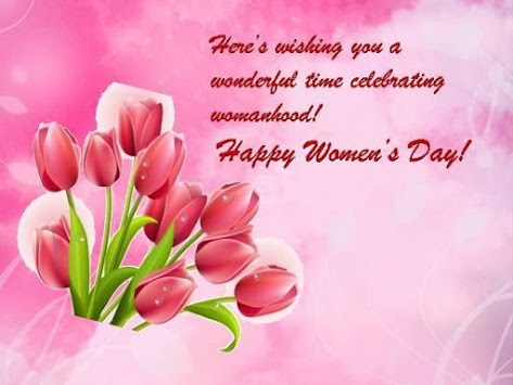 Happy Women's Day Greetings APK screenshot 1