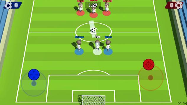 SuperStar Sports - Soccer APK screenshot 1