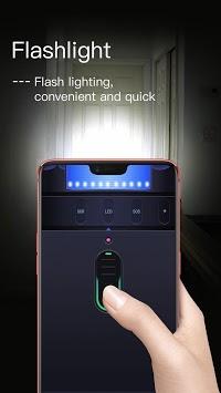 Multifunctional flashlight-LED APK screenshot 1
