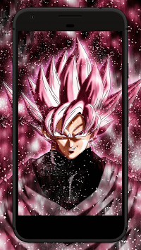 Goku Wallpapers 4K HD for FREE APK screenshot 1