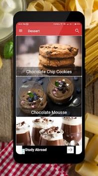 Healthy Recipes APK screenshot 1