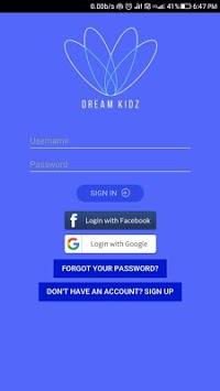 DreamKidz APK screenshot 1