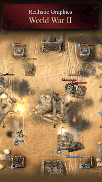 Road to Valor: World War II APK screenshot 1
