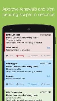iPrescribe -Prescribe Anywhere APK screenshot 1