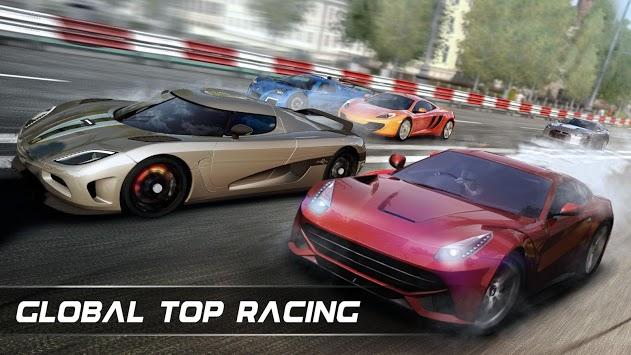 Drift Chasing-Speedway Car Racing Simulation Games APK screenshot 1