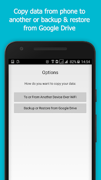 Data Smart Switch APK screenshot 1