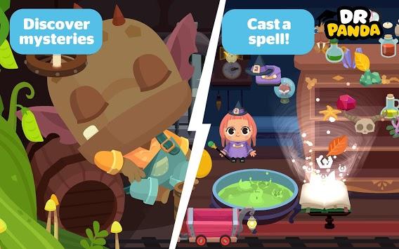 Dr. Panda Town: Pet World APK screenshot 1