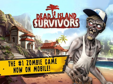 Dead Island: Survivors - Zombie Tower Defense APK screenshot 1