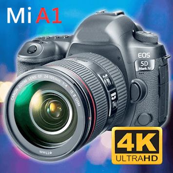 DSLR Camera for Xiaomi Mi A1 APK screenshot 1