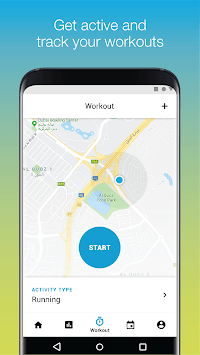 Dubai Fitness APK screenshot 1