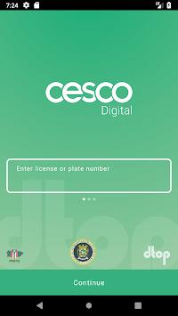 CESCO Digital APK screenshot 1