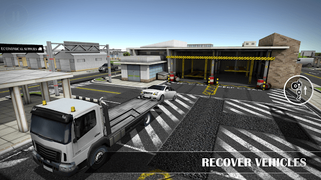 Drive Simulator APK screenshot 1