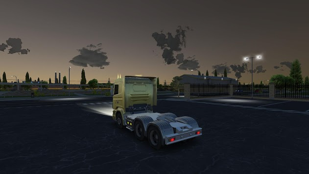 Drive Simulator 2 Lite APK screenshot 1